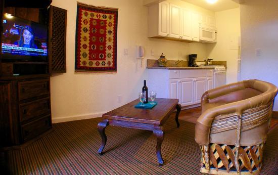 Hotel Pepper Tree : Living Area
