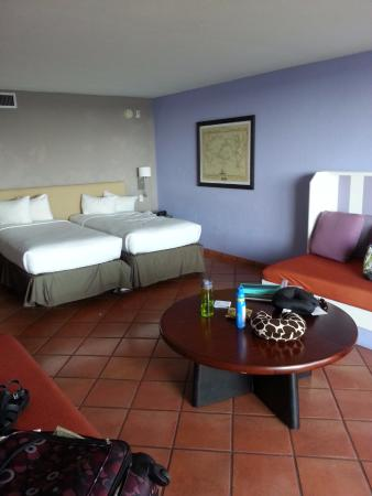 Port Saint Lucie, FL: Our room was very spacious G 821