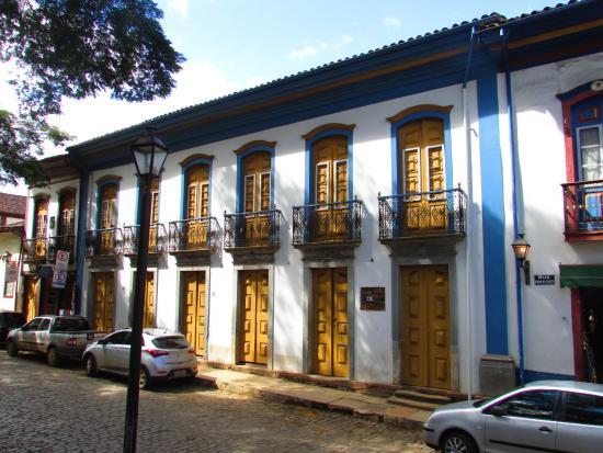 Rua Frei Durão