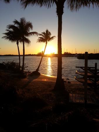 Port Saint Lucie, فلوريدا: Beautiful sunset!