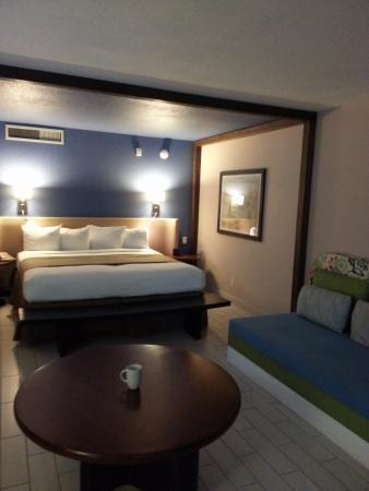 Port Saint Lucie, Flórida: Deluxe room