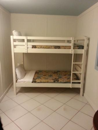 Port Saint Lucie, Φλόριντα: Bunk Bed room for kids, in one of the two room accommodations