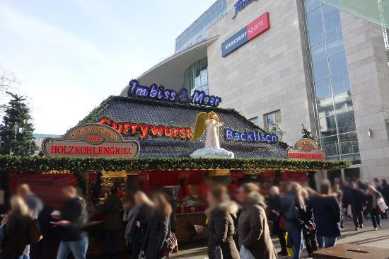 Weihnachtsmarkt Dortmund Bis Wann.Weihnachtsmarkt Dortmund Alter Markt Bild Von Dortmunder