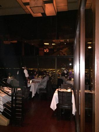 another view picture of the signature room at the 95th chicago rh tripadvisor com