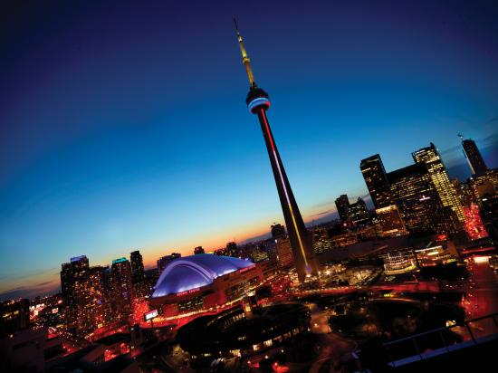 Photo of Monument / Landmark CN Tower at 301 Front St W, Toronto M5V 2T6, Canada