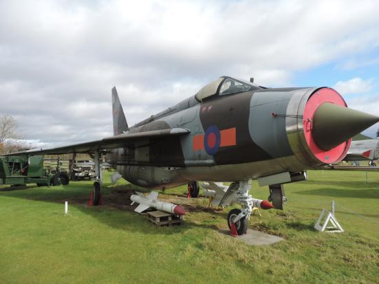 Coventry, UK: RAF ( Royal Air Force) English Electric Lightning