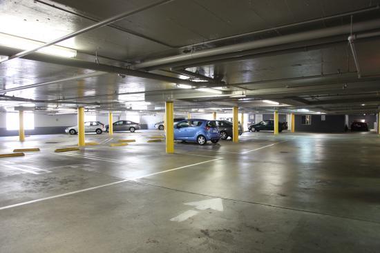 Underground Parking Picture Of Comfort Inn Los Angeles