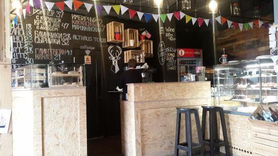 Coffee-Bar Penka