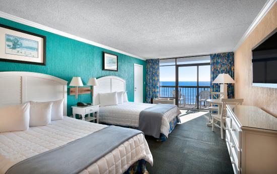 Ocean Dunes Resort & Villas : Oceanfront Bedroom