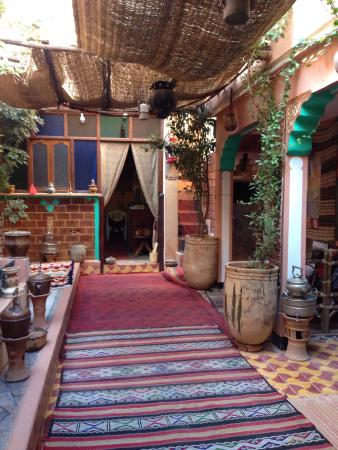 Maison d'Hote Panorama Todra Tinehir