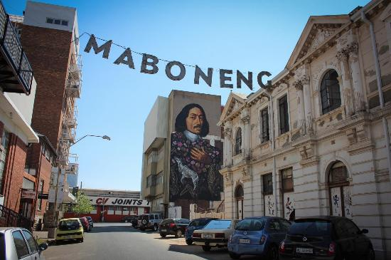 Things to do in Maboneng Precint