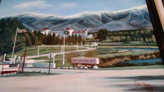 art paintings at mt washington hotel picture of omni mount rh tripadvisor ie