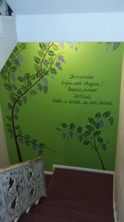 Hotel Via Serena: Ambiente