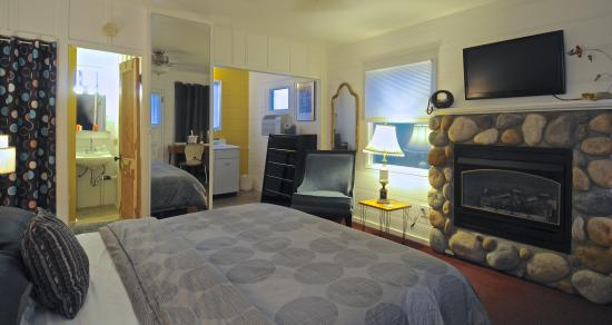 The Motor Lodge : Deluxe Room