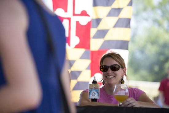 Maryland: Flag_Craft_Beer_Festival-1