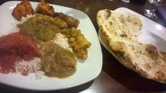 Sitar Indian Cuisine: sunday buffet