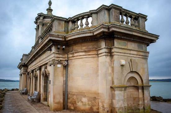 Normanton Church is Rutland's most famous landmark.