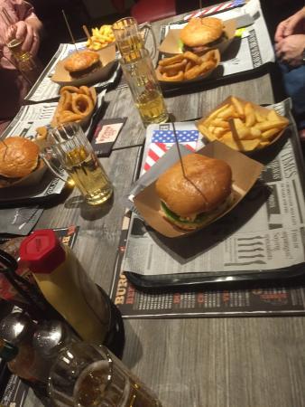 Papa's Burger