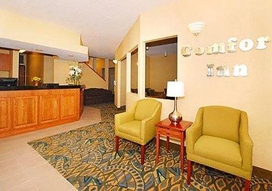 Welcome to the Comfort Inn Sioux City