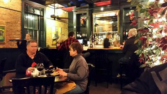 Aioli Dining Area