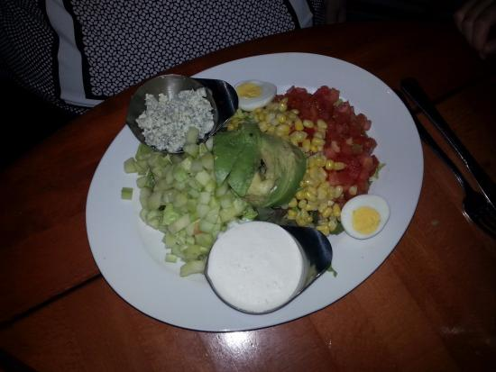 Grillfire: Cobb salad was very good