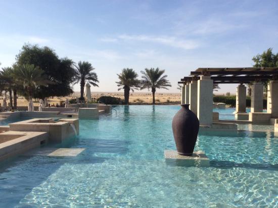 view from my sun lounger picture of bab al shams desert resort rh tripadvisor com