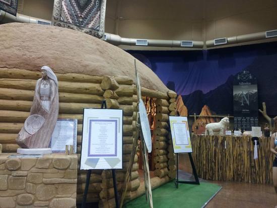 Explore Navajo Interactive Museum: Navajo Interactive Museum