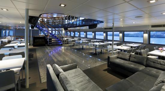 Spirit of Boston Interior