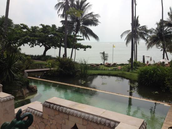Laem Set, Thailand: And the sea beyond