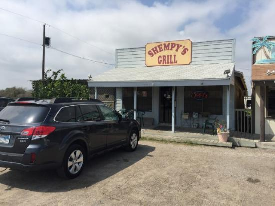 Shempy's Grill: really small