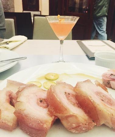 Coloquial Cocina Creativa: Cerdo relleno