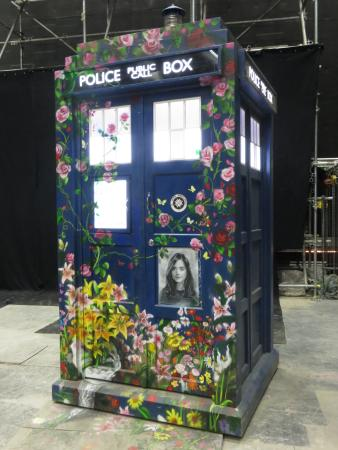 Dr Who Experience Picture Of Doctor Who Experience Cardiff Bay