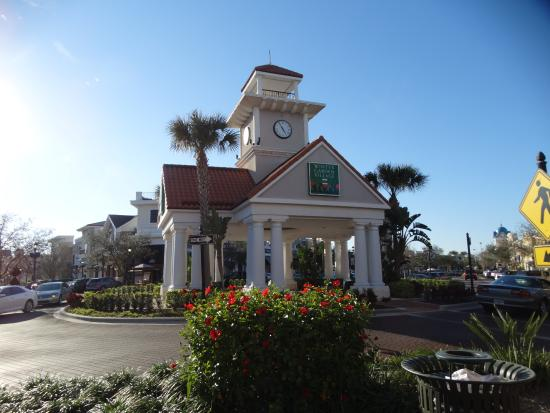 Winter Garden Village