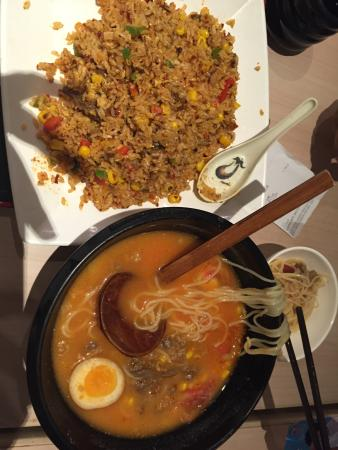 Ajisen Ramen (LongYang Road)