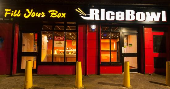 RiceBowl Fill Your Box