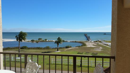 Laguna Reef Condominiums: View from balcony #305