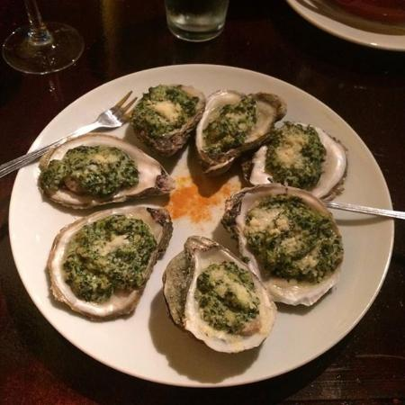 Front Royal, VA: Oysters