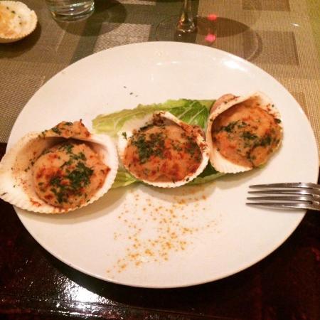 Front Royal, VA: Stuffed Cherrystone clams