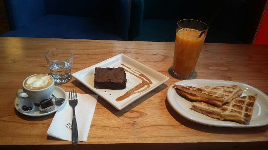Establecimiento de Cafe