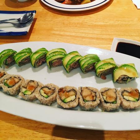 Kiko japanese cuisine sushi restaurant 101 s semoran for Asian cuisine cooking techniques