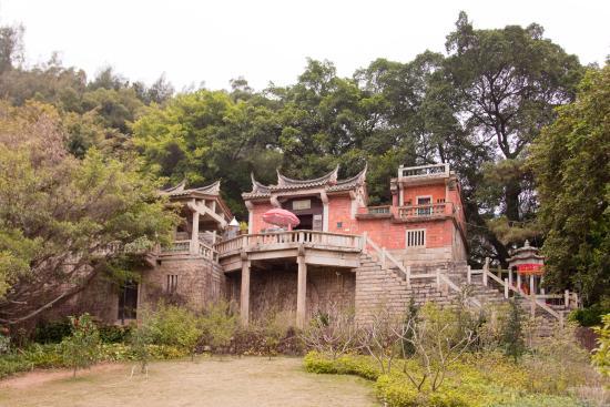 草庵摩尼教寺