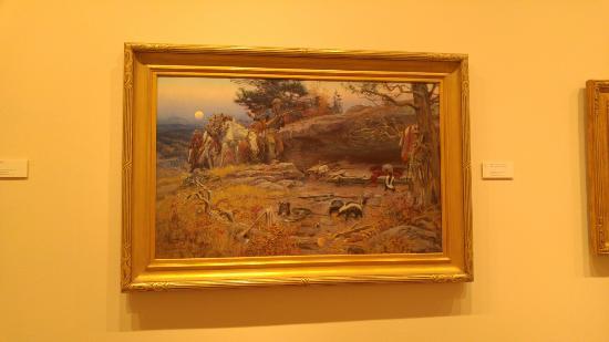 Sid Richardson Museum : 20160302_142314_large.jpg