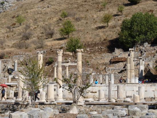 Toyatro - Picture of Ancient City of Ephesus, Selcuk ...