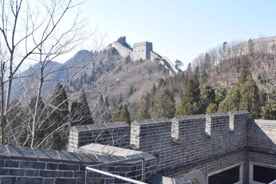 ... Wall at Huangya Pass (Huangyaguan Changcheng), Tianjin - TripAdvisor
