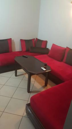 Assounfou Apart-Hotel: Presidential apartment. Perfect for 4! Great place to stay!