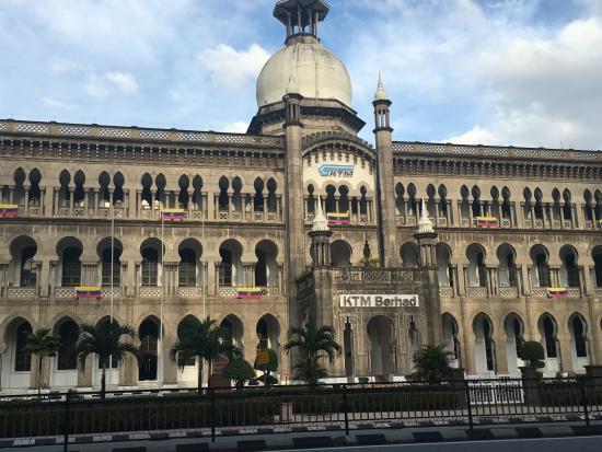 Malayan Railways Limited Building Photo