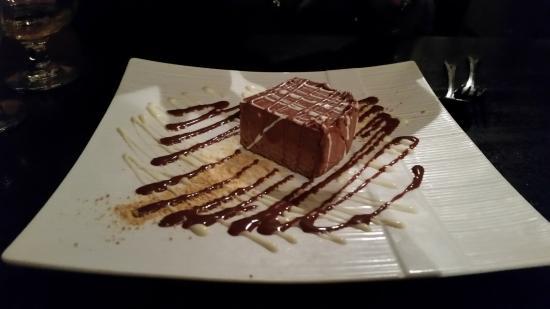 Must Kitchen & Wine Bar: Chocolate hazelnut pate