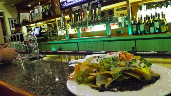 Veggie nachos at the bar - Picture of Swami\'s Cafe, Encinitas ...