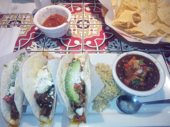 Chili's Grill & Bar Restaurant: Delicious Tacos
