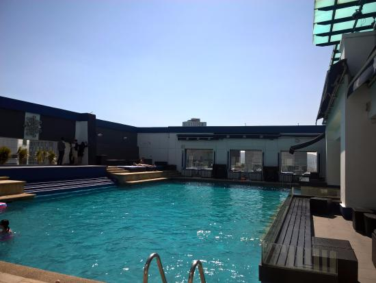 the pool on the rooftop picture of pacific regency hotel suites rh tripadvisor com sg